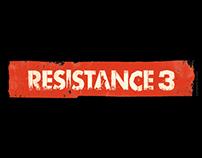 Resistance 3 - Insomniac Games