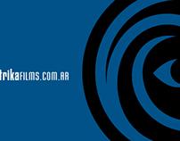 Metrika Films - Branding - Global Identity