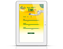 Nestle NIDO BMI Calculator