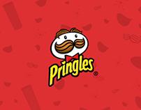 Pringles | POP, Social & Christmas App