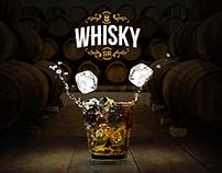 Whisky Sr: Branding & Web