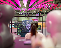 Interactive Showcase | Deutsche Telekom CeBIT 2016