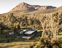 Roses Gap House - Field Office Architecture