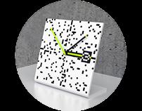 Pixels clock
