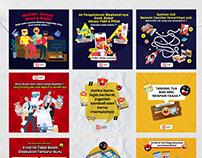 Gloria Bisco Social Media Content Design