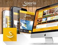 Somriu Hotels (Responsive design)