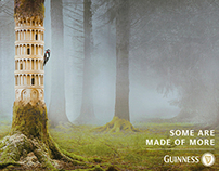 Guinness - Some are Made of More - Nadav Kander