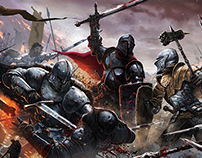 Game of Thrones Ascent Fire and Blood Epic Battle