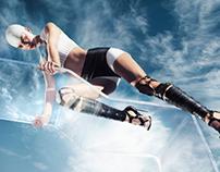 Extreme Sports - Vogue Japan - Sølve Sundsbø