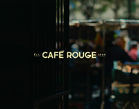 Café Rouge – A Day in the Life