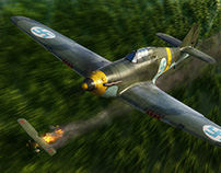 Hurricane MK I Boxart