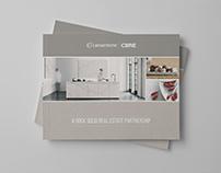 Caesarstone Business Pitch Book