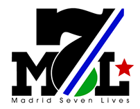 Madrid Seven Lives Logo