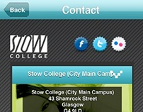 Stow College Web App