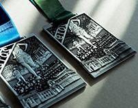 2019新竹市城市馬拉松-活動獎牌設計