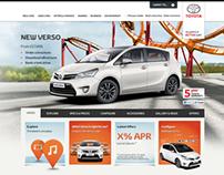Toyota Verso for Toyota GB