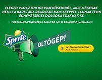 Sprite Facebook Application Hip-Hop Swag