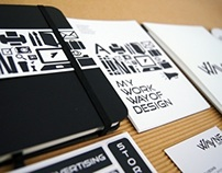 WAYne DESIGN SELF - PROMOTE MATERIALS