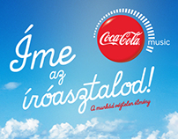 Coke Club Staff Recruitment Campaign