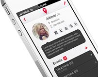 Partner Tracker App