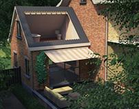 Xennia Cutaway House