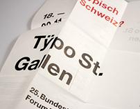 Tÿpo St.Gallen 2011