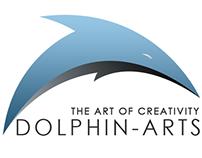 My DOLPHIN ARTS LOGO