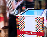 Barilla - CucinaBarilla Interactive Table