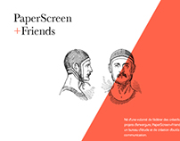 PaperScreen+Friends
