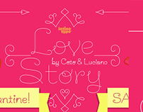 Love Story (Guisela Mendoza & Luciano Vergara)
