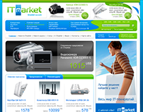 Online Store IT-market