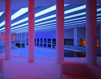 Sala de fiestas en Cádiz