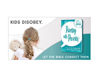 Parenting with Proverbs Ad Set of 4