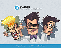 Stickers : Snailkick