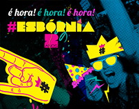 #Esbornia 2 anos