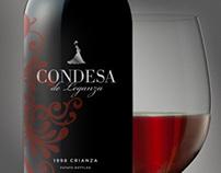 Condesa de Leganza Wine