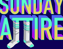 Sunday Attire DJ Logo