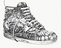 Organic Sneaker