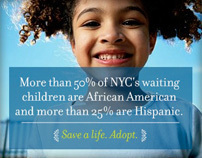 NY Council on Adoptable Children Website