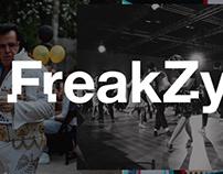 Freakzy Brand Identity