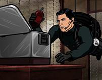 Archer Spy School