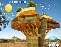 Ecorganic _self sufficient habitat / 3rd prize