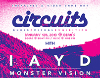 CIRCUITS Flyer