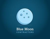 Blue Moon Contractors - Identity