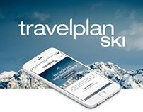 Travelplan - UI Concept