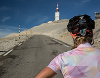 Queen of the Mountains SS16 - Mont Ventoux