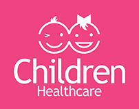 Children Healthcare Logo Design
