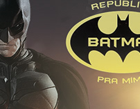 Identidade visual - Encontro de Calouros Rep. Batman