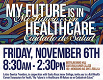 My Future is in Healthcare Poster