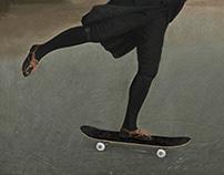 Put a skate on it